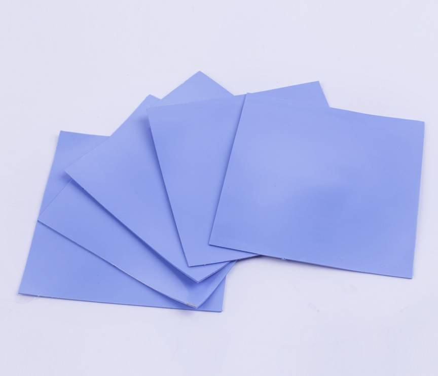 导热硅胶片的分类及主要特性