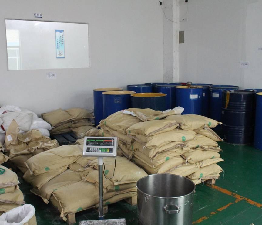 1、日本原装进口导热粉和道康宁硅油