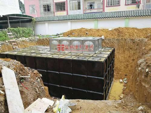 石家庄地埋式箱泵一体化