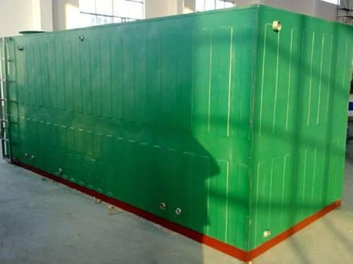 SMC玻璃钢水箱02