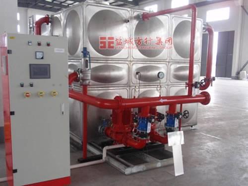 箱泵一体化消防增压稳压设备
