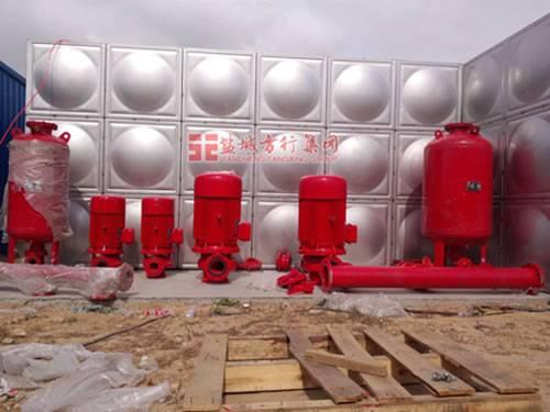 消防箱泵一体化泵站
