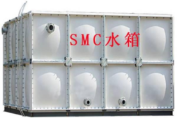 上犹SMC玻璃钢水箱01