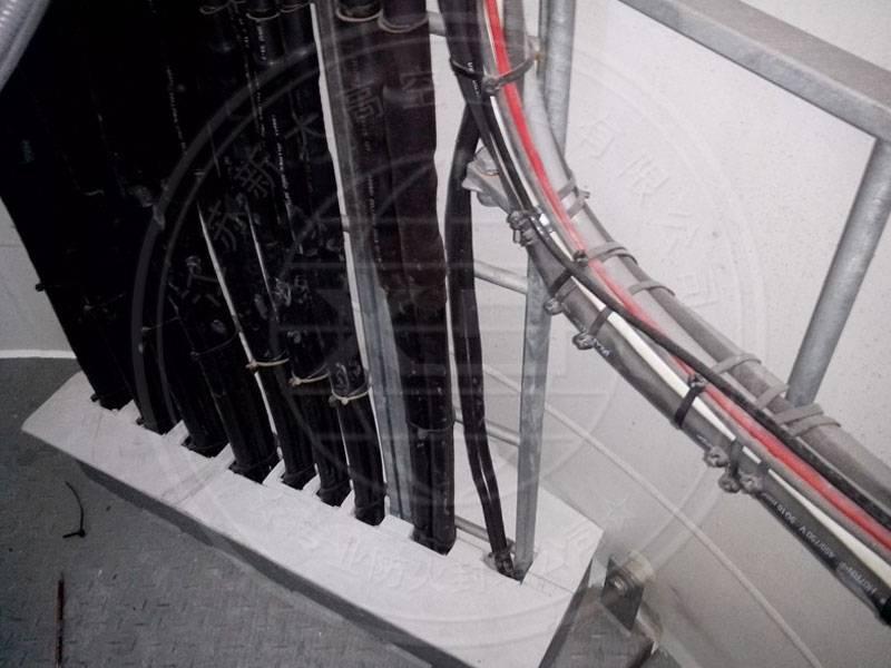 电缆防火封堵