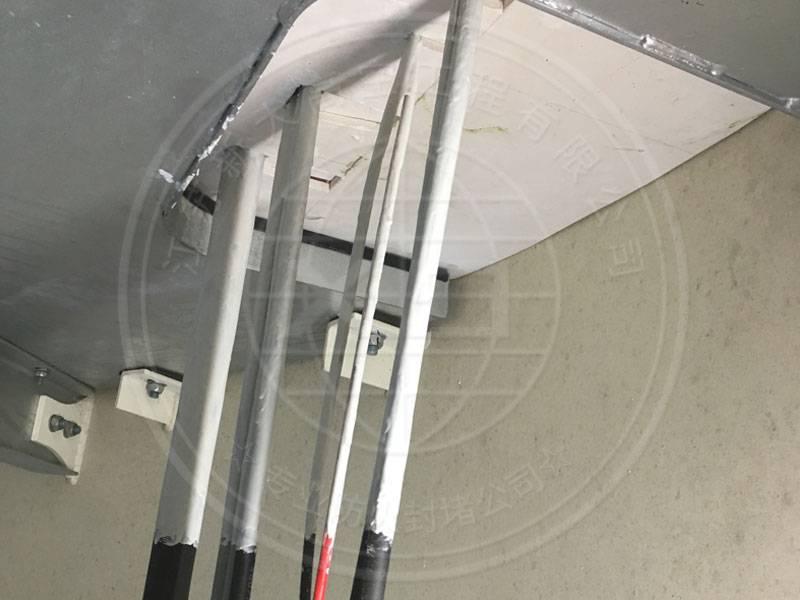 风机电缆防火封堵