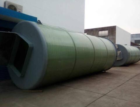 一体化预制泵站为什么能够替代传统泵站