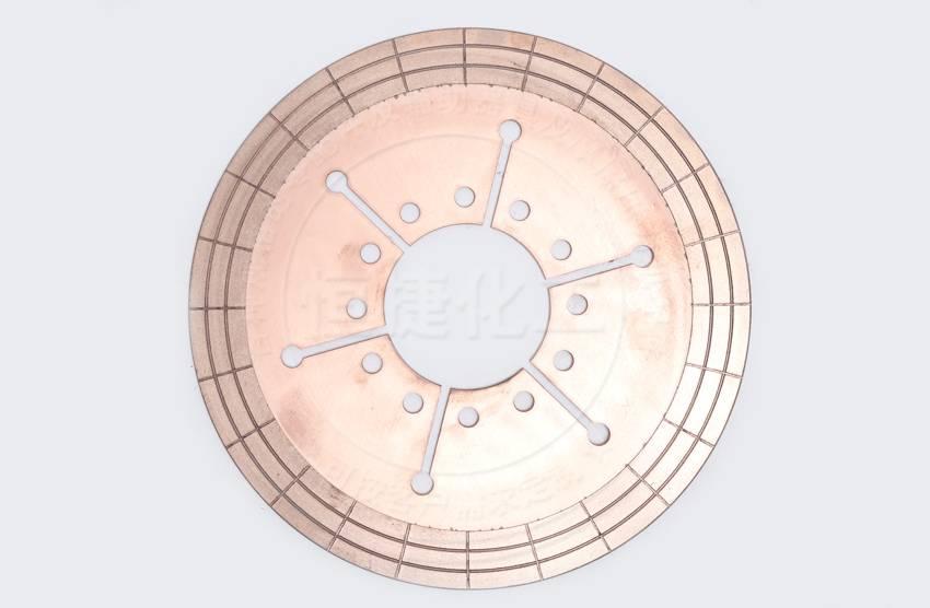 如何检修压路机刹车制动器摩擦片?
