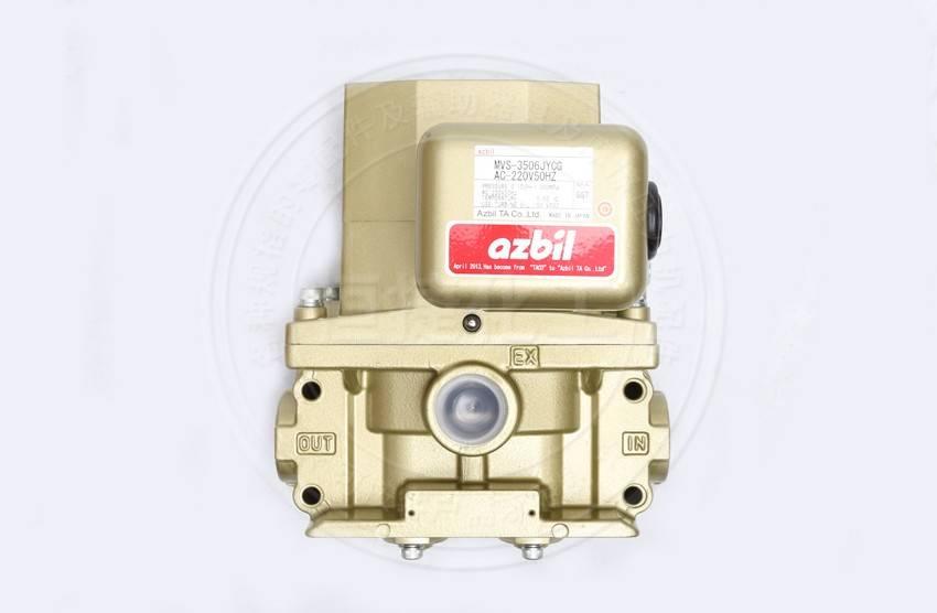 日本TACO-AZBIL双联电磁阀