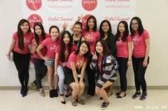 留美学生组织创业节获政府力挺 支持女性创业