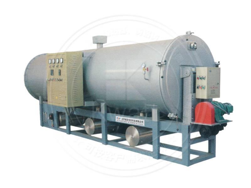 科瓦特:真空炉的安装原理