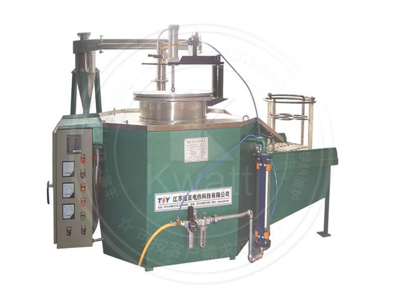 三氧化二铝流化床清洗炉