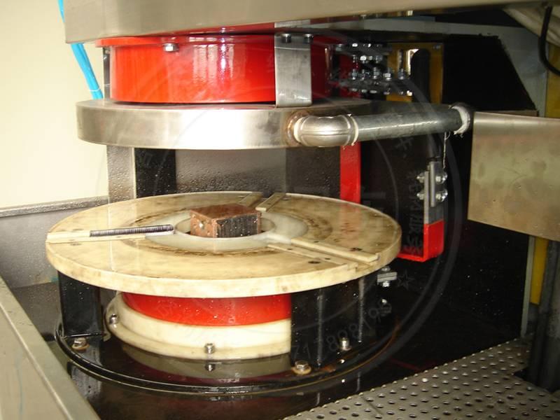 6000型齿圈专用磁粉探伤机