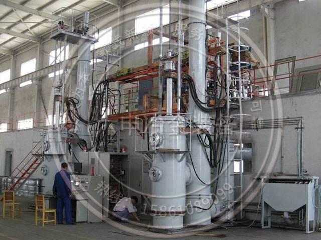 Vacuum electroslag furnace
