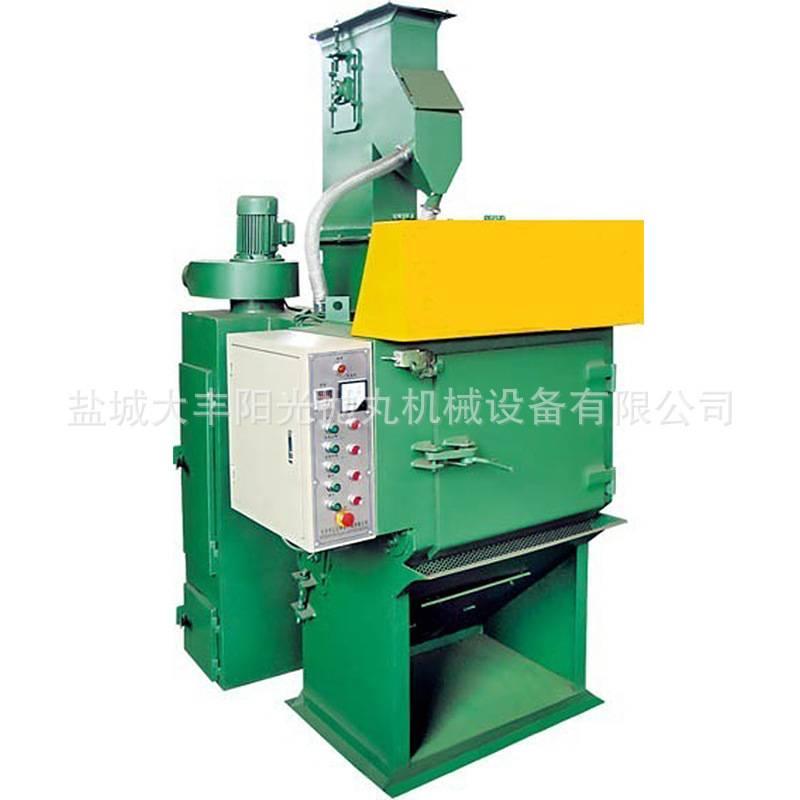 Q324(QPL40)履带式抛丸清理机