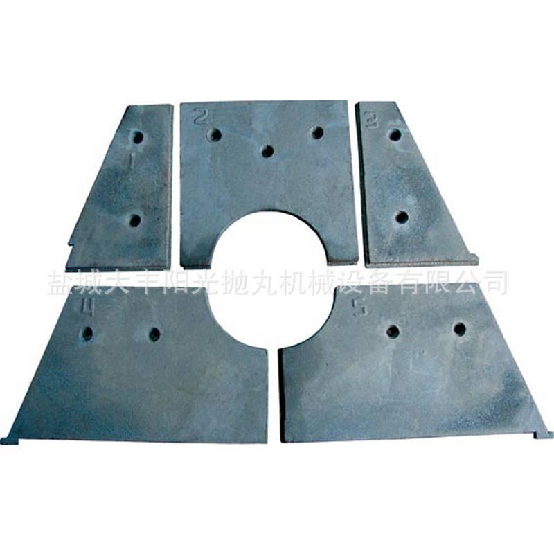 耐磨合金端护板