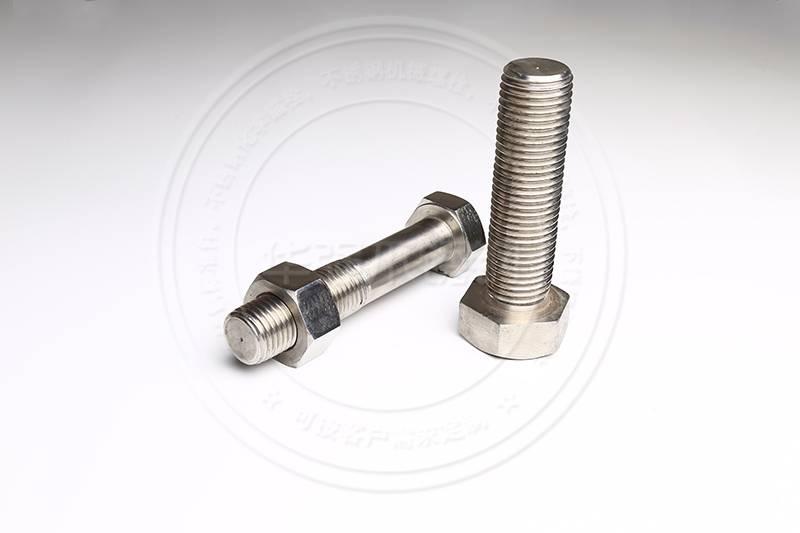 不锈钢六角螺栓
