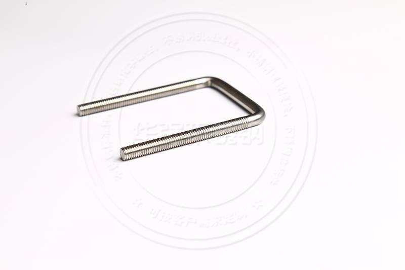 不锈钢方u型螺栓