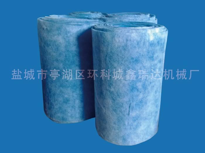 蓝白风口棉