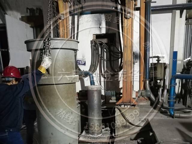 电渣炉操作注意事项