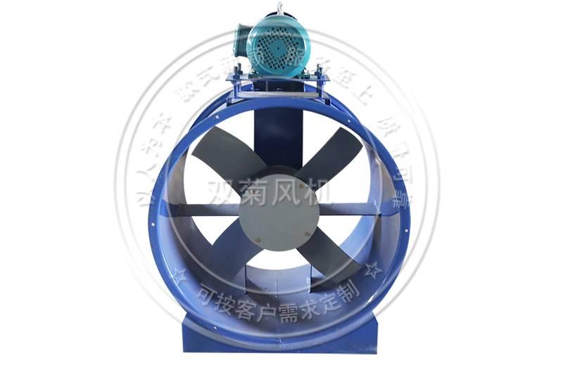 GD30K2軸型流通風機
