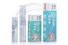 蓝条雪花款亚虎手机客户端袋