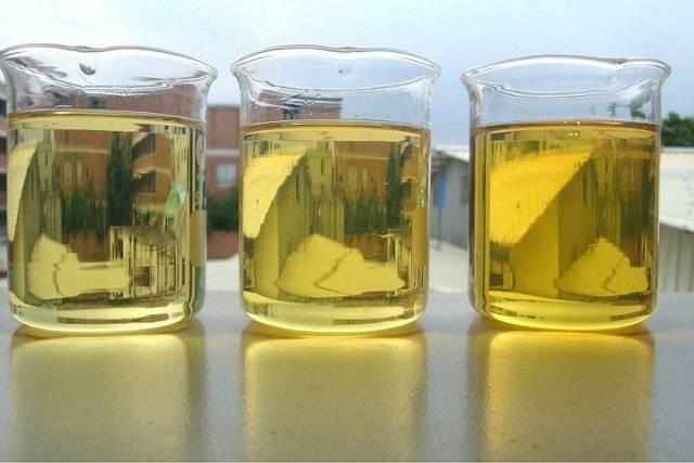 裁断机液压油标准颜色